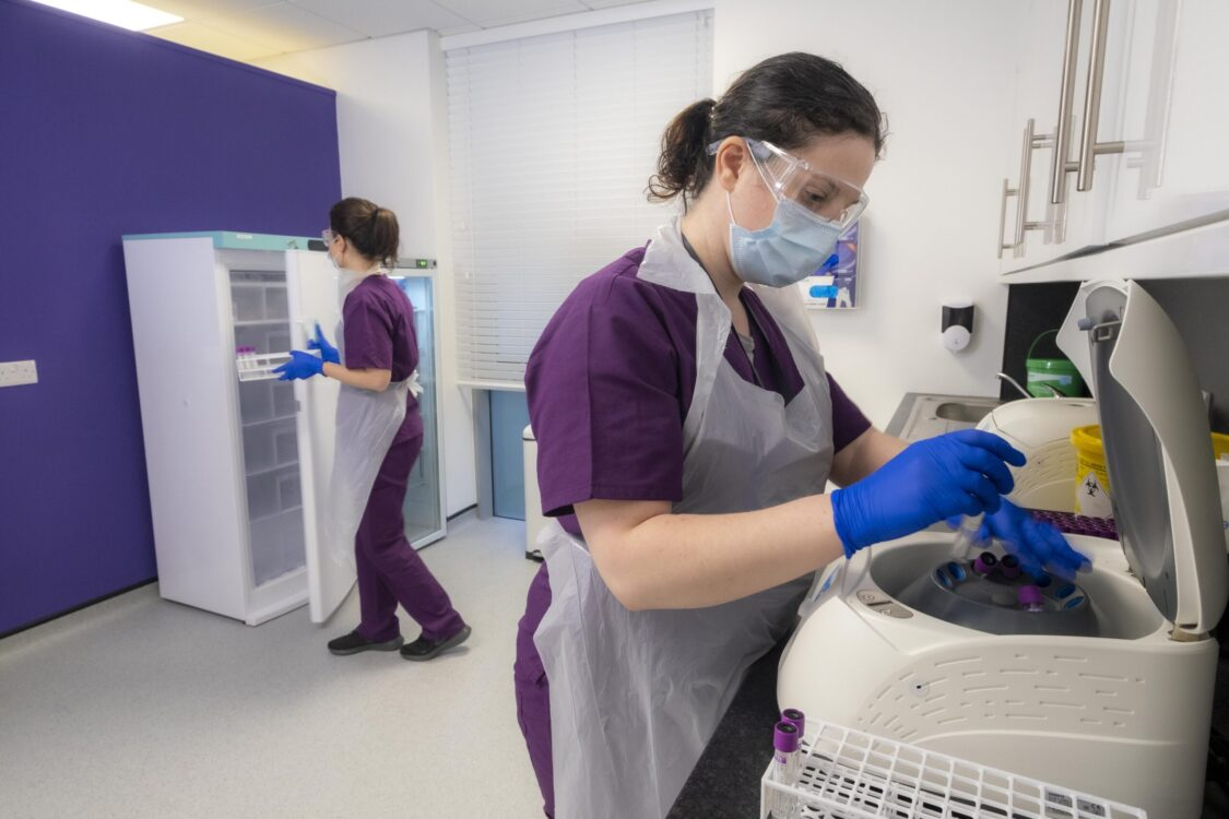 Intelligent Clinical Sample Processing