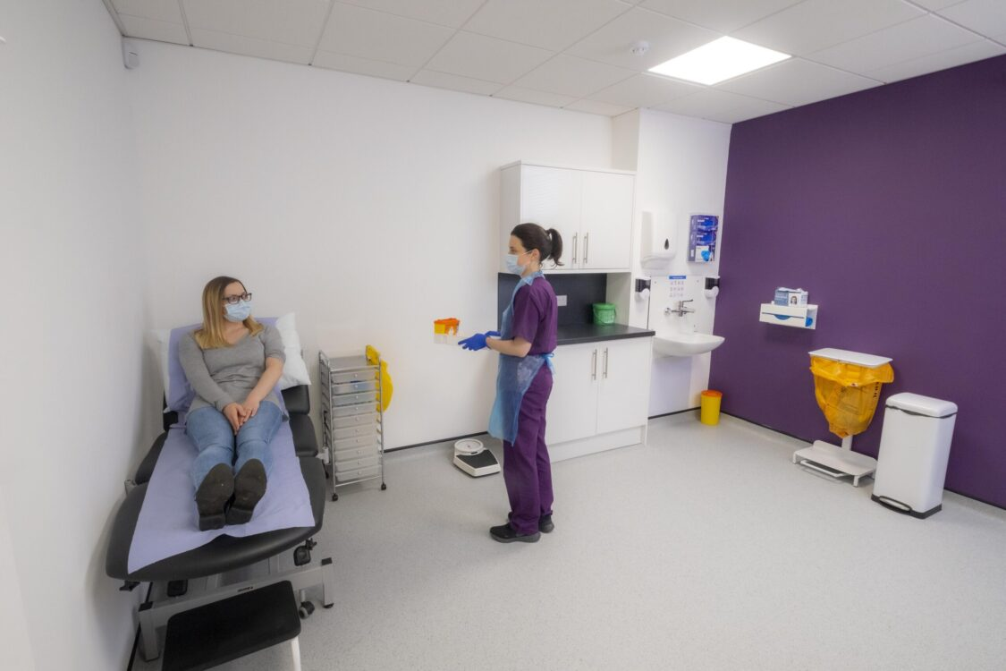 Intelligent Clinical Room